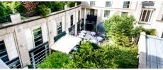 Restaurant Le Jardin d'Ampère Gastronomique Paris