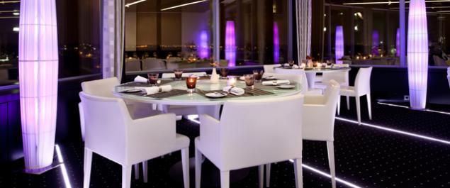 Restaurant Top Floor - Luxembourg
