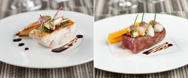 Restaurant top floor gourmet cuisine luxembourg for Gourmet en cuisine