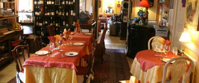 Restaurant Auberge du Prieuré - Saint-Prix