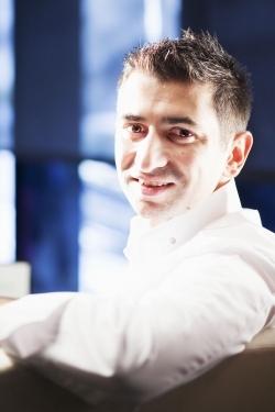 Le Chef Stéphane Pitre
