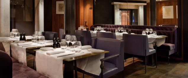 Restaurant Le Metropolitan - Paris