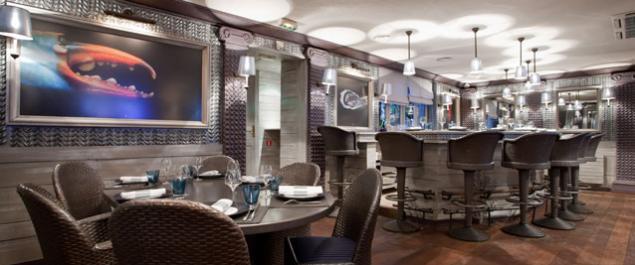Le 39v cuisine gastronomique fran aise 39 avenue georg thinglink - Restaurant poisson grille paris ...