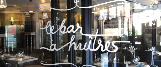 Restaurant Bar à Huîtres Ternes - Paris