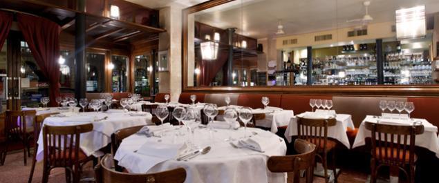 Restaurant Finzi - Paris