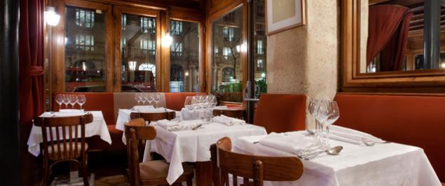 Restaurant Finzi - Paris