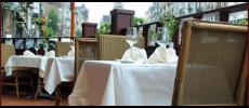 Restaurant La Buca di Bacco Italien Bruxelles
