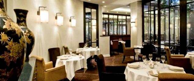 Restaurant Le Baudelaire (Hôtel le Burgundy*****) - Paris