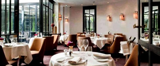 Restaurant Le Baudelaire - Hôtel le Burgundy - Paris
