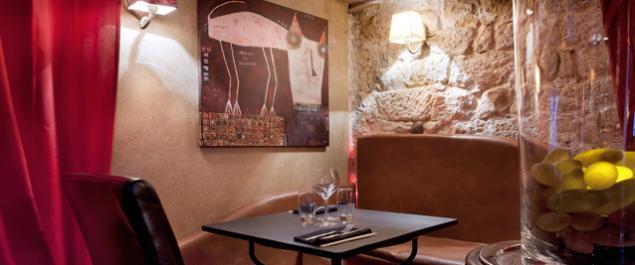 Restaurant Mystery Cuisine - Paris