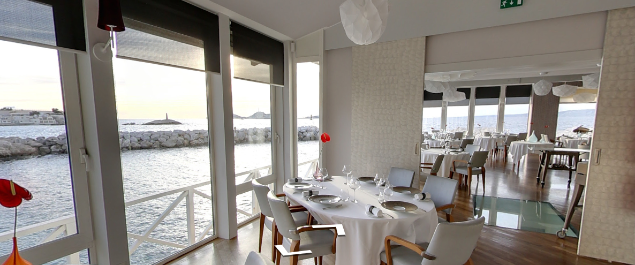 Restaurant L'Epuisette * - Marseille