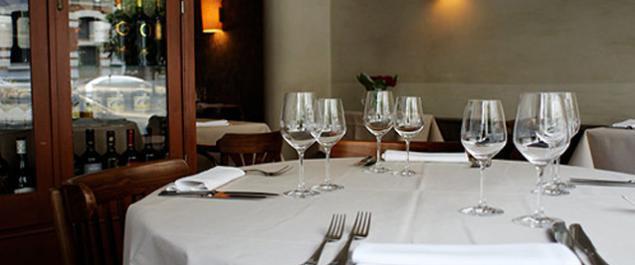 Restaurant Notos - Bruxelles