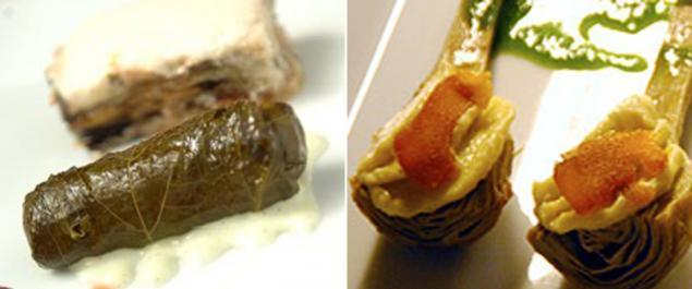 Restaurant notos gourmet cuisine bruxelles for Gourmet en cuisine