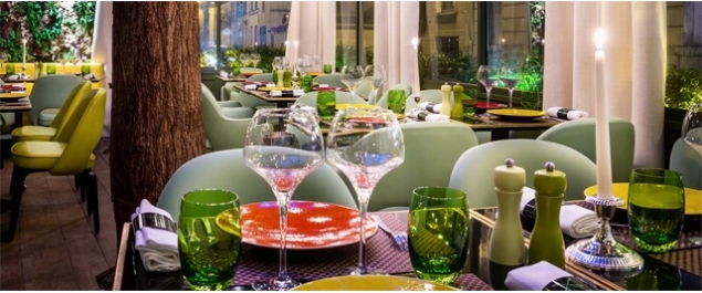Restaurant Auberge du Moulin Vert - Paris