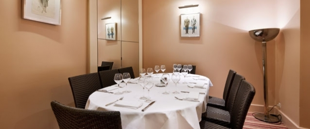 Restaurant La Maison Courtine - Paris