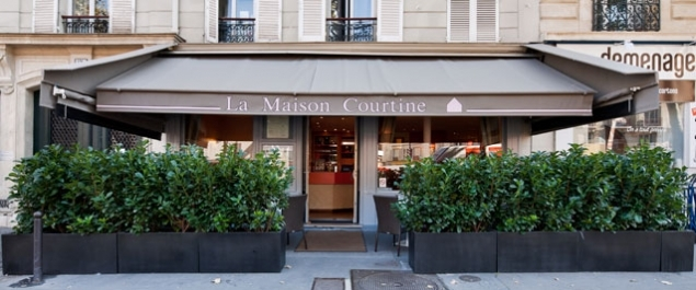 Restaurant La Maison Courtine Photo Terrasse