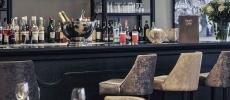 Restaurant La Villa (Mercure Paris Saint Cloud Hippodrome ****) Traditionnel Saint-Cloud