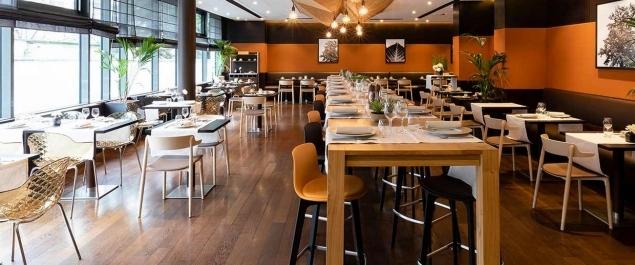 Restaurant Cepia Restaurant Terrasse (Radisson Blue Paris Boulogne****) - Boulogne-Billancourt