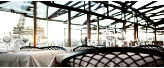 Restaurant Les Ombres - Paris