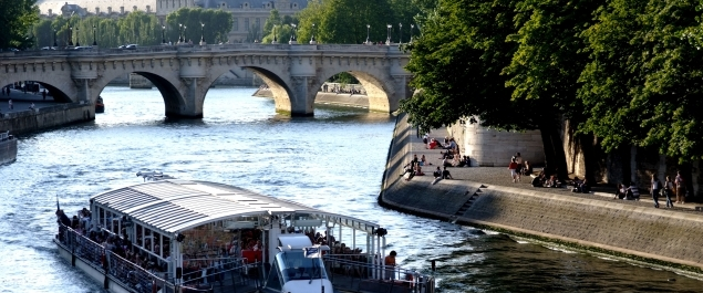 Restaurant Les Bateaux Parisiens - Paris