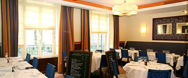 Restaurant Vin et Marée Suffren - Paris