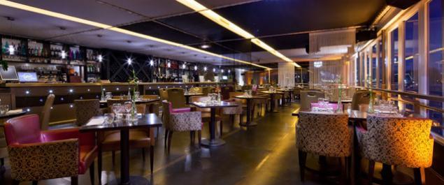 Restaurant Aqua Caffé - Suresnes