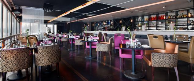 Restaurant Aqua Caffé ( ex salon sur l'eau) - Suresnes