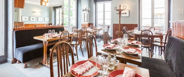 Restaurant Astier - Paris