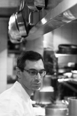 Le Chef Franck Graux