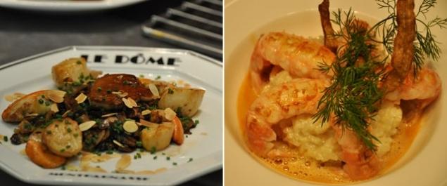 Restaurant Le Dôme Montparnasse - Paris