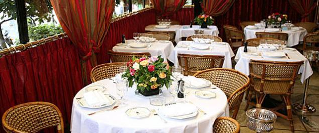 Restaurant Le Dme Montparnasse - Paris