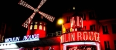 Moulin Rouge Traditionnel Paris