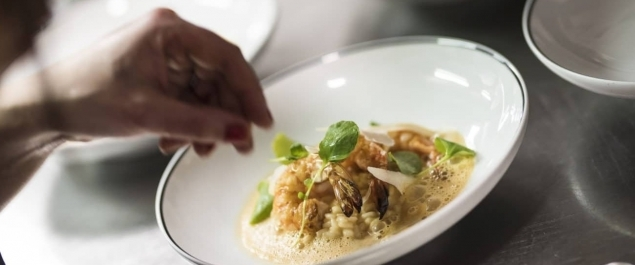 Restaurant Roxo (Les Bains*****) - Paris