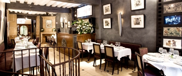 Restaurant l 39 orangerie french cuisine paris paris 4 me for Restaurant cuisine francaise paris
