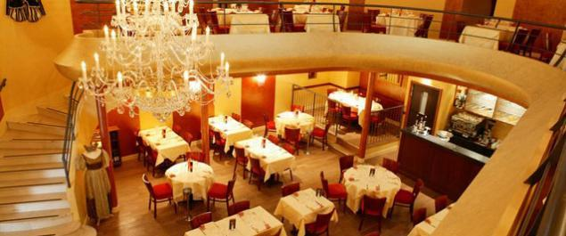 Restaurant Bel Canto Neuilly Photo Salle Principale