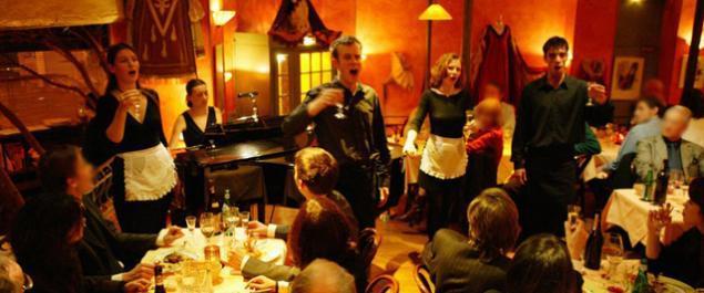 Restaurant Bel Canto - Neuilly sur Seine - Neuilly-sur-Seine