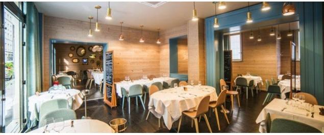 Restaurant Vin et Marée Murat - Paris