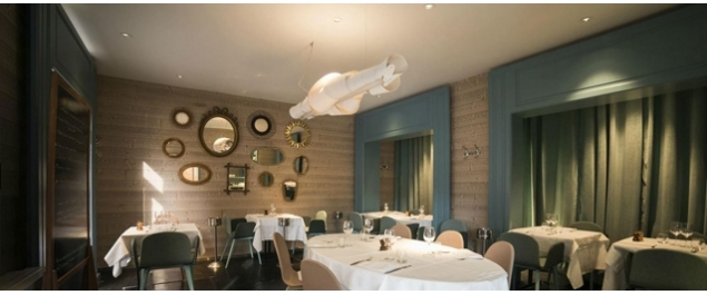 restaurant vin et mar e murat poissons et fruits de mer paris paris 16 me. Black Bedroom Furniture Sets. Home Design Ideas