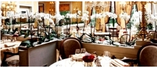 Lasserre Star restaurant Paris