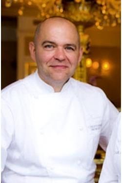 Le Chef Christophe Moret - Restaurant Lasserre