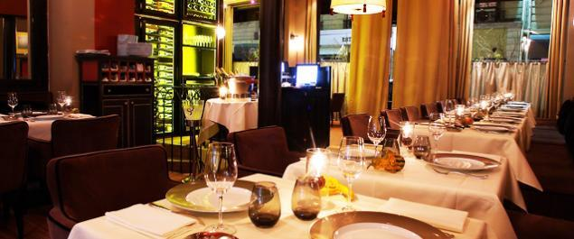 Restaurant L'Arôme* - Paris
