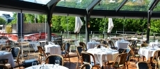 Restaurant River Café Traditionnel Issy-les-Moulineaux