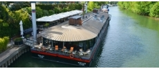 Restaurant River Café Traditionnel Issy-les-Moulineaux