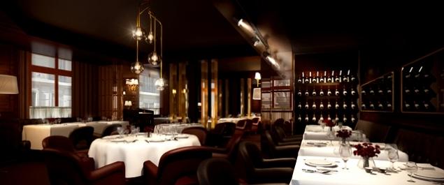 Restaurant La Ferme Saint-Simon - Paris