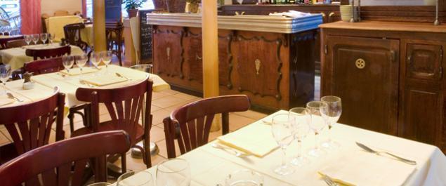 Restaurant Bistrot du Dôme Montparnasse - Paris