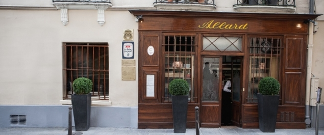 Restaurant Allard - Paris