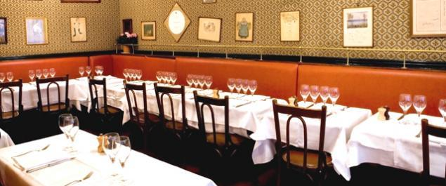 Restaurant Lard - Paris