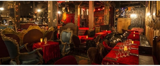 Restaurant Le Réservoir - Paris