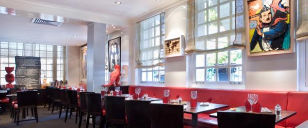 Restaurant Le Petit Pergolèse - Paris