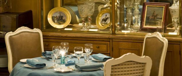 Restaurant Caviar Kaspia - Paris